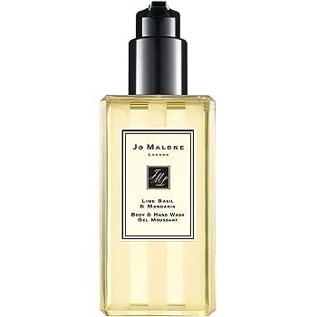 Lime Basil & Mandarin Body & Hand Wash (With Pump) - 250ml/8.5oz