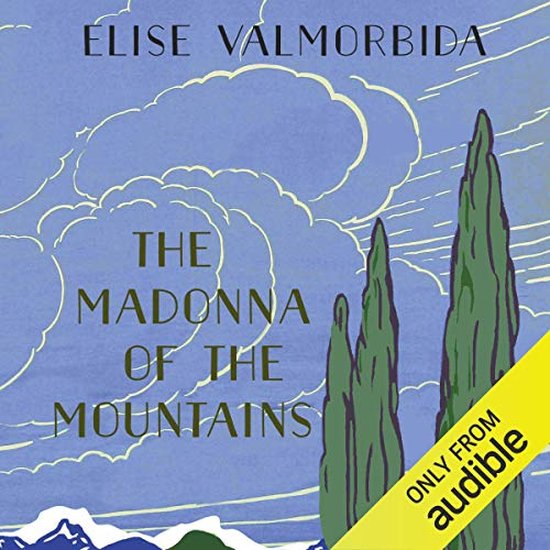 The Madonna of the Mountains audiobook cover art