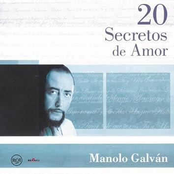 20 Secretos de Amor - Manolo Galván