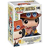 Funko Pop Animation : One Piece - Portgas D Ace Figure 3.75inch Vinyl Gift for Anime Fans for Boy...
