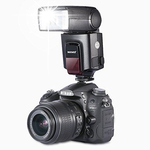 NEEWER カメラ/一眼レンズカメラ用 TT560 フラッシュ・スピードライト Nikon,Canon,Pentax,Olympusなどに対...