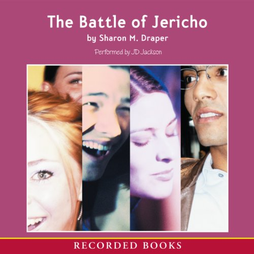 The Battle of Jericho audiobook cover art