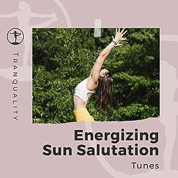 Energizing Sun Salutation Tunes