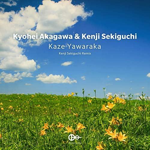 Kyohei Akagawa & Kenji Sekiguchi