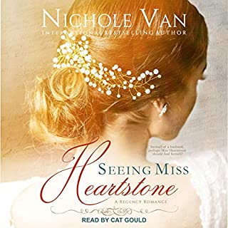Seeing Miss Heartstone                   By:                                                                                                                                 Nichole Van                               Narrated by:                                                                                                                                 Cat Gould                      Length: 9 hrs and 26 mins     Not rated yet     Overall 0.0