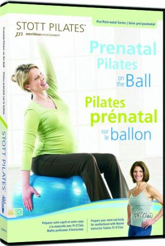 Prenatal Pilates On The Ball (Eng/Fre) [Edizione: Stati Uniti] [Reino Unido] [DVD]