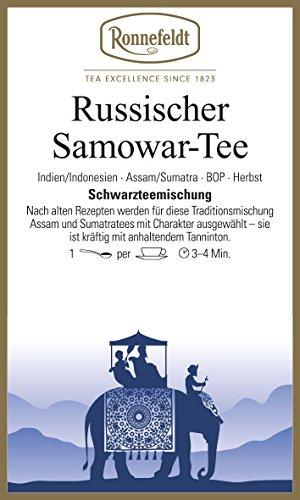 Ronnefeldt - Russischer Samowar-Tee - Schwarzteemischung - 100g