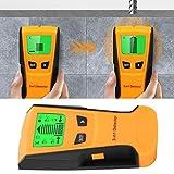 minifinker Buscador de Postes liviano portátil para Madera, Metal, Cables de CA(Orange)