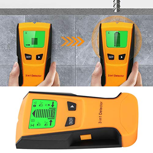 Wall Scanner, Portable AC Wire Detector, for Workshop Home...