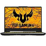 2021 ASUS TUF A15 Gaming Laptop, 15.6' Full HD 144Hz Screen, AMD Ryzen 7 4800H Processor, NVIDIA GeForce GTX 1660 Ti, 16GB RAM, 512GB PCIe SSD, RGB Backlit Keyboard, Windows 10 Home, KKE Mousepad