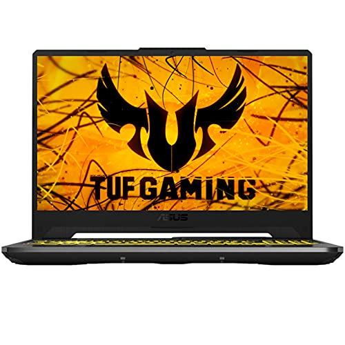 ASUS TUF F15 Gaming Laptop, 15.6' Full HD 144Hz Screen, Intel Core i7-10870H Processor, NVIDIA GeForce GTX 1660 Ti, 32GB RAM, 1TB PCIe NVMe SSD, RGB Backlit Keyboard, Windows 10 Home, KKE Mousepad