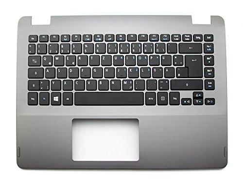 Acer Aspire R14 (R3-471T) Original Tastatur inkl. Topcase DE (deutsch) schwarz/grau