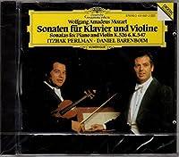 Mozart: Sonatas for Piano and Violin, K. 526 & K. 547