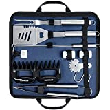 Best Bbq Sets - BBQ Tools Set Stainless Steel Barbecue Heavy Duty Review