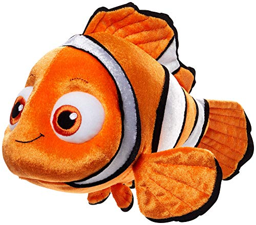 Disney Pixar Finding Nemo, Nemo Plush, Soft Toys Based on Animated Films For Kids 3 Yrs and Up