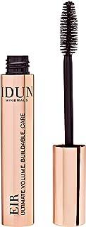 Idun Minerals Eir Ultimate Volume Buildable Mascara - 013 Black For Women 0.45 oz Mascara