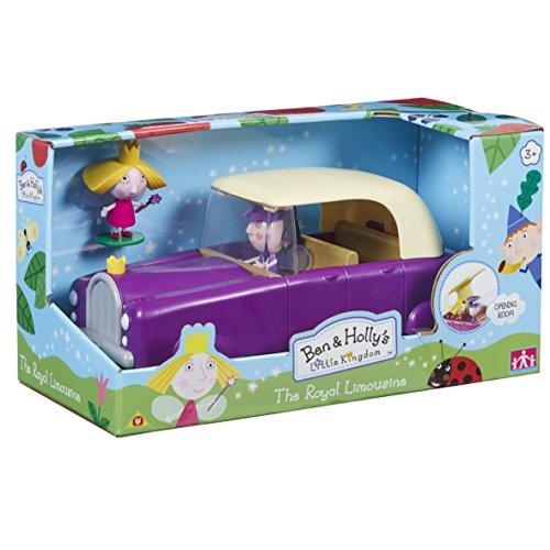 Limusina Real, juguete para niños, de la serie de dibujos infantiles