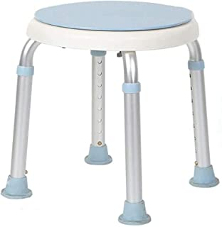 TUHFG Shower Stool Bath Seats Shower Bench&Stool Shower Stool Non-Slip Perfect for Elderly Shower Seat for Indoor or Outdo...