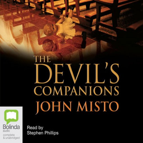 The Devil's Companions audiobook cover art