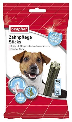 Beaphar tandverzorging sticks voor kleine honden, 112 g