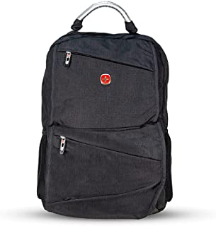 Swissgear Laptop Backpack for Dell XPS / ASUS / HP / Lenovo / Toshiba / Huawei Laptop 15.6 Inch - Black , 2725612296617