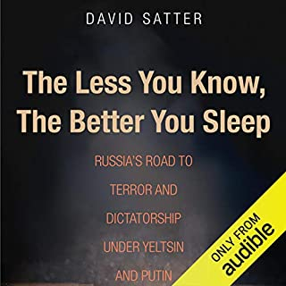 The Less You Know, the Better You Sleep Titelbild