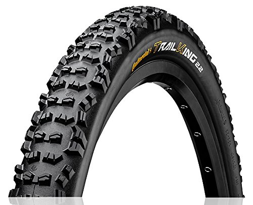 Continental Unisex's Trail King 2.4 Performance Tyre, Black, Size 27.5 x 2.4