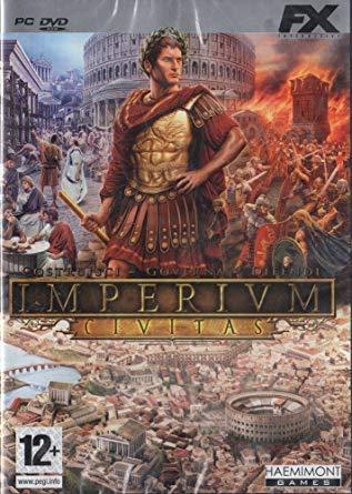Es-Imperivm Civitas Premiun Dvd/Pc