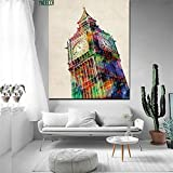 Leinwanddrucke Big Ben Wandkunst Poster und Bilder für