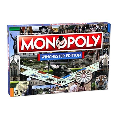 Winchester Monopoly Spiel