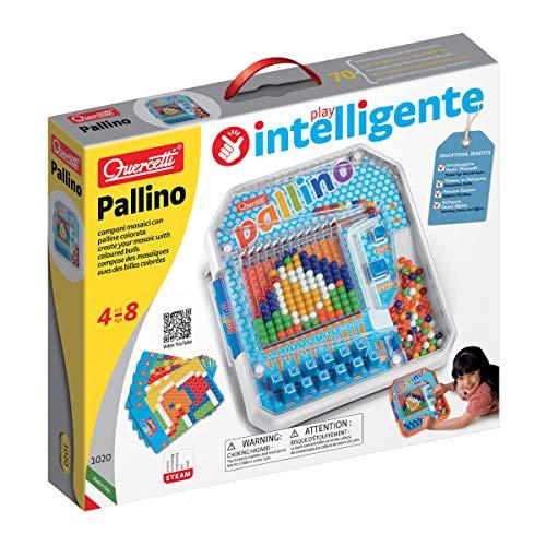 Quercetti Pallino Colored Ball Mosaic Game