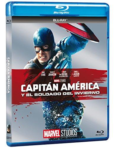 Capitán América: El Soldado de Invierno [Blu-ray]