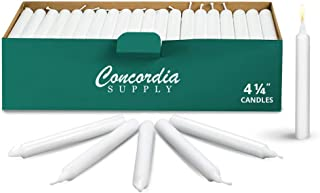 Concordia Supply Candlelight Service Vigil Candles 4.25