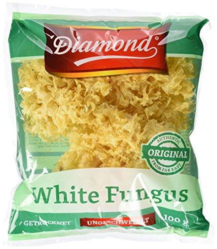 Diamond White Fungus, 5er Pack (5 x 100 g Packung)