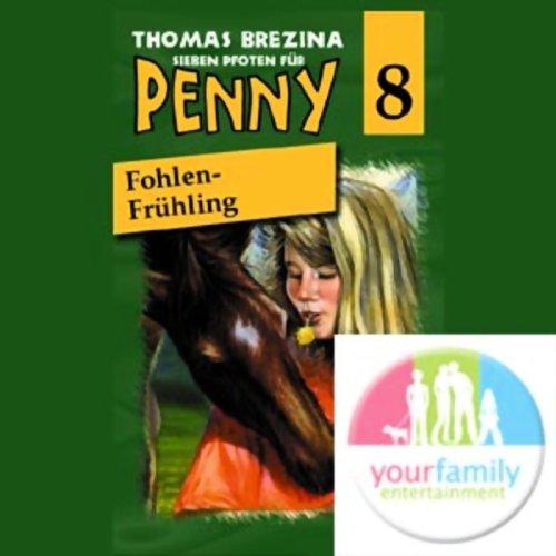 Fohlen-Frühling (Sieben Pfoten für Penny 8) Titelbild
