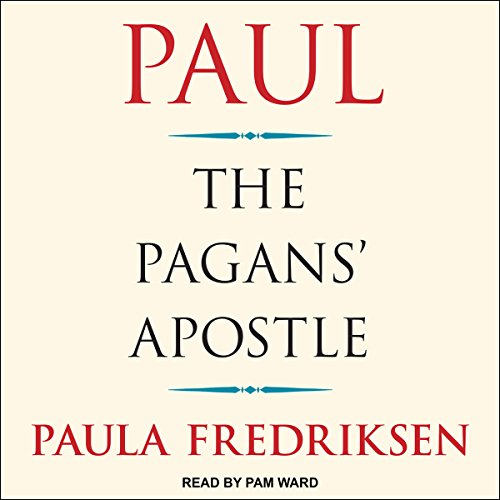 Paul audiobook cover art