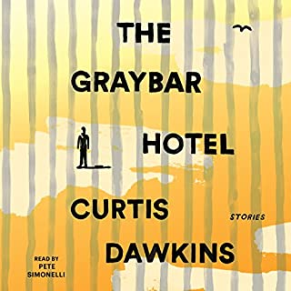 The Graybar Hotel audiobook cover art