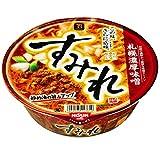 【6個セット】すみれ 札幌濃厚味噌 145g