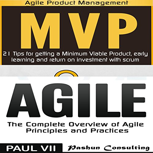 Agile Product Management: Box set cover art