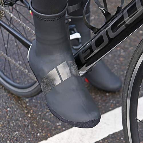 BBB Cycling Fahrrad, Mountainbike Schuhüberzug Überschuhe Hardwear, BWS-04, Schwarz, 37/38 - 3