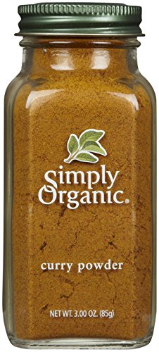 Simply Organic Curry Powder - 3 OZ