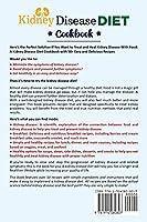 Renal Diet Cookbook For Beginners: The Low Sodium, Low Potassium, Healthy Kidney Cookbook
