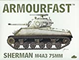 Armourfast 1/72 M4A3 Sherman 75mm (99014)
