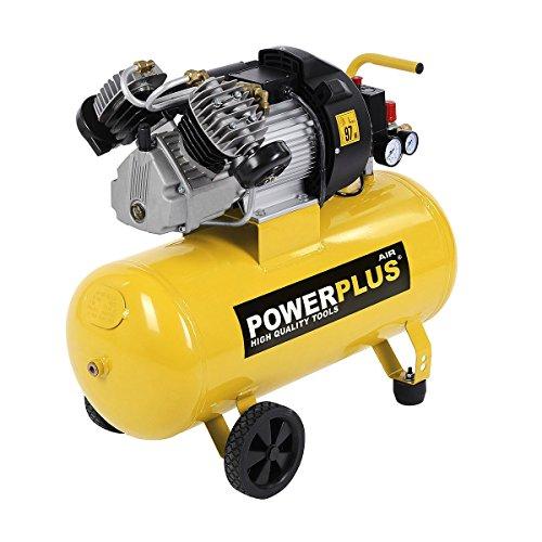 POWERPLUS POWX1770 POWX1770-Compresor 2200w 3cv 50l aceite