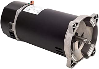 Bluffton B1244 0.75 HP Up Rated Single Speed Threaded Replacement Pool Motor