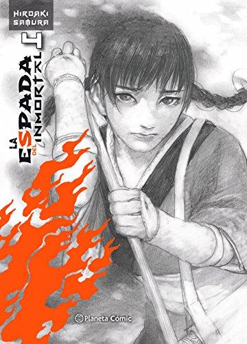 La espada del Inmortal Kanzenban nº 04/15 (Manga Seinen)