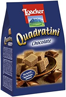 キタノ商事 ローカー クワドラティーニ チョコレート125g
