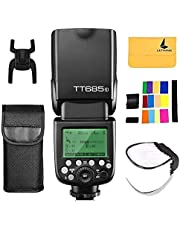 Godox TT685S GN60 TTL HSS 2.4G inalámbrico Flash Speedlit para Sony DSLR Camara A7II A77II A7RII A7R A58 A99 A6000 A6300 ILCE 6000L (TT685S