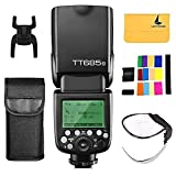 Godox TT685S TTL Flash Speedlight for Sony HSS 1/8000s GN60 2.4G Wireless Flash