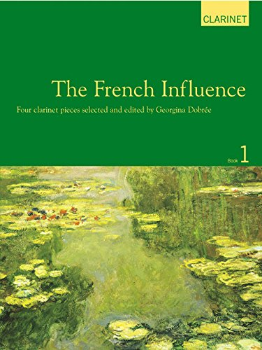 French Influence for Clarinet - Clarinet - Buch